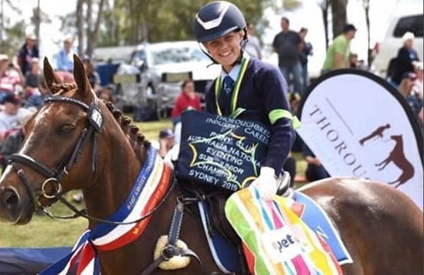 TIC to Sponsor 2021 Pony Club National Championships