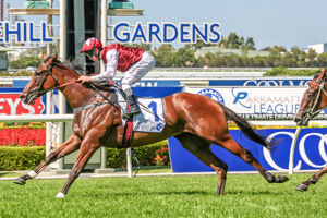Champion 2yo Earthquake will have her first runner on Saturday