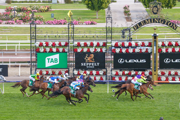 Affair To Remember finishes best in a thriller (Racing Photo)