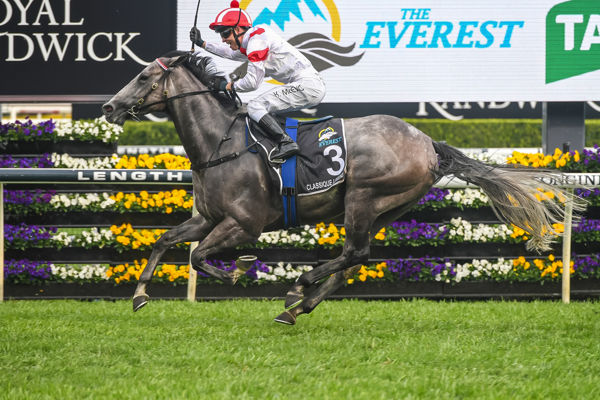 Classique Legend wins the Everest.
