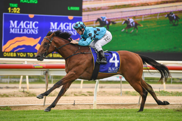 Farnan keeps his record perfect in the MM Wyong Classic - image Steve Hart