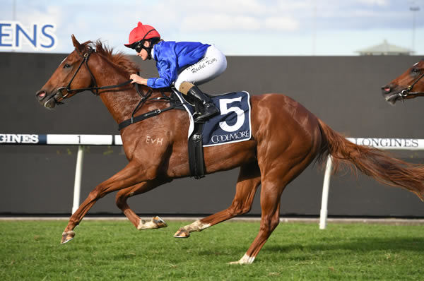 Fituese wins the Listed Denise's Joy Stakes - image Steve Hart