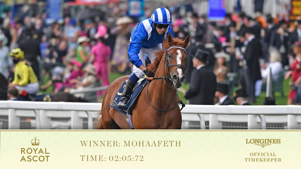Mohaafeth- Royal Ascot Twitter