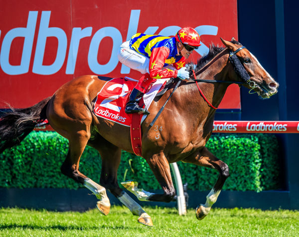 A two year wait Odeon captures the Lord Stakes