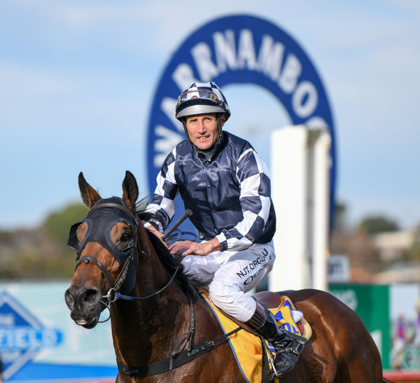 Order Of Command Damien Oliver (Alice Laidlaw/Racing Photos)