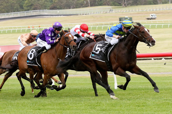 Southern France wins the G2 Zipping Classic