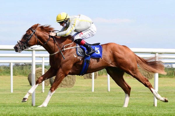 Upon a River is another impressive winner for Churchill - image Coolmore.