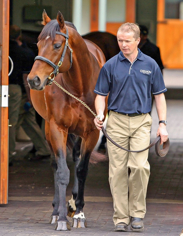 Walton Street becomes the 17th G1 winner from a daughter of Encosta De Lago